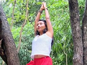 Ankita Konwar Lists Benefits Of Practising Vrikshasana Or Tree Pose Read Here