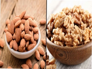 Walnuts Vs Almonds Which Is Healthier In Hindi