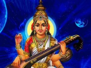 Saraswati Puja 2021 Date Significance Shubh Muhurat And Puja Vidhi During Navratri In Hindi