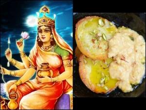 नवरात्रि में रोज़ एक-एक दिन चढाएं देवी मां को ये 9 प्रसाद