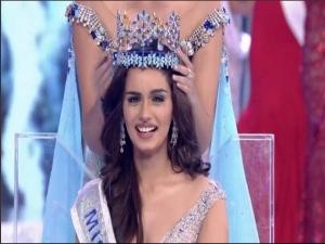भारत की मेडिकल स्टूडेंट मानुषी छिल्लर बनी मिस वर्ल्ड 2017