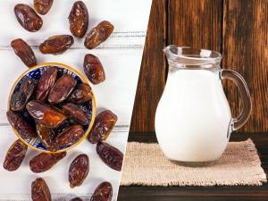 दूध में छुहारे मिलाकर पीने से दूर होती है कई समस्याएं