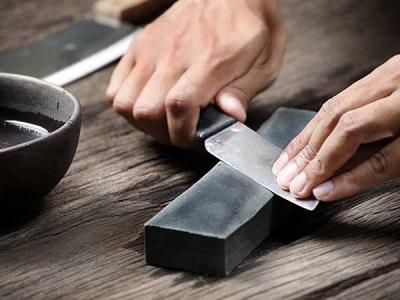 चाकू की धार को तेज़ करने के घरेलू तरीके