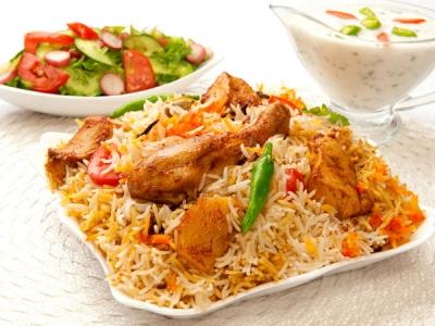 चिकन खाने वाले जरुर ट्राई करें कश्मीरी चिकन पुलाव