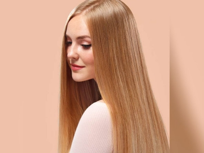 Permanent Hair Straightening at home: