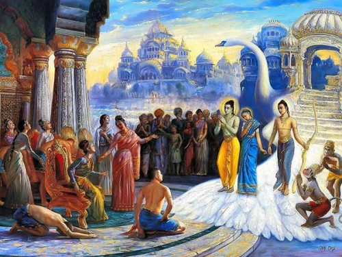 हिन्दू कथाओं में विज्ञान का रोचक इस्तेमाल