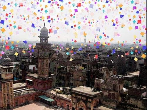 पाकिस्तान का भी मुख्य त्योहार है बसंत पंचमी....