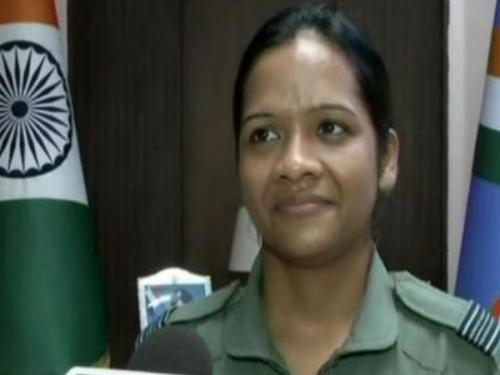 IAF की मिंटी बनी पहली युद्ध सेवा मेडल पाने वाली महिला