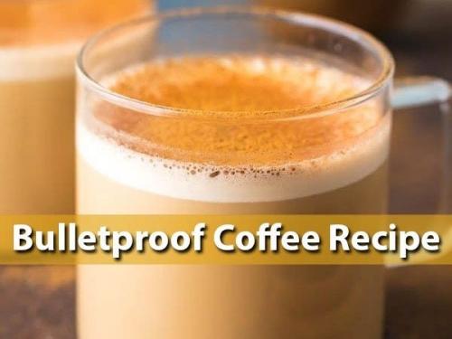 कॉफी पीने के हैं शौकीन तो ट्राई करें बुलेटप्रूफ कॉफी