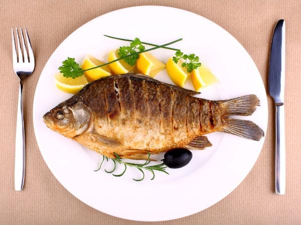 9. मछली: